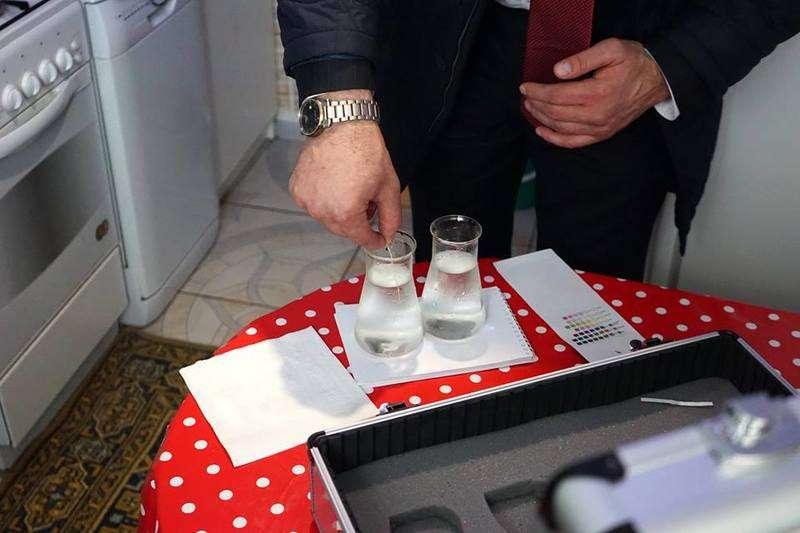 Качество питьевой воды в домах Волгограда в норме