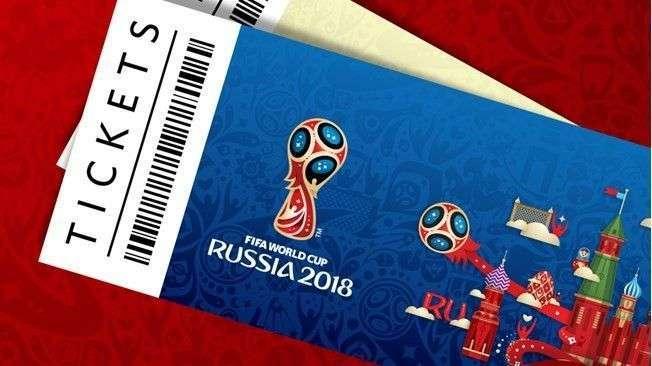 Возобновились продажи билетов на ЧМ-2018 по футболу