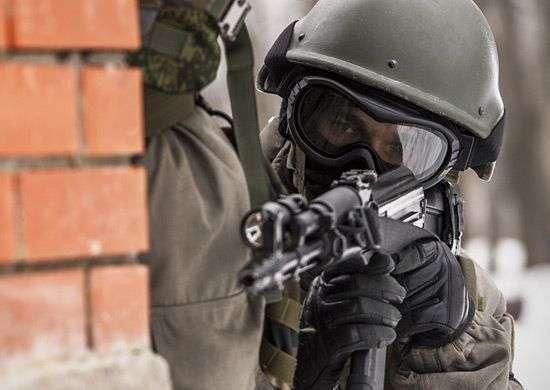 Под Волгоградом группу антитеррора подняли по условной тревоге