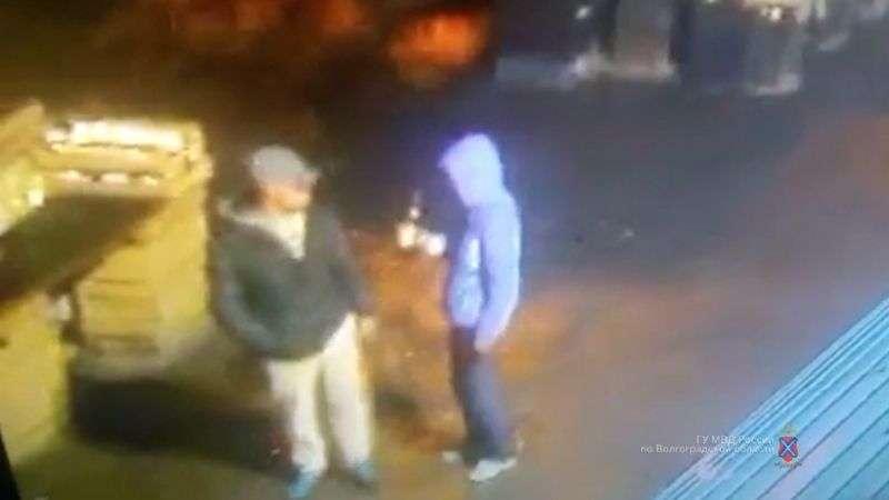 Полиция ведет розыск разбойников из Краснооктябрьского района