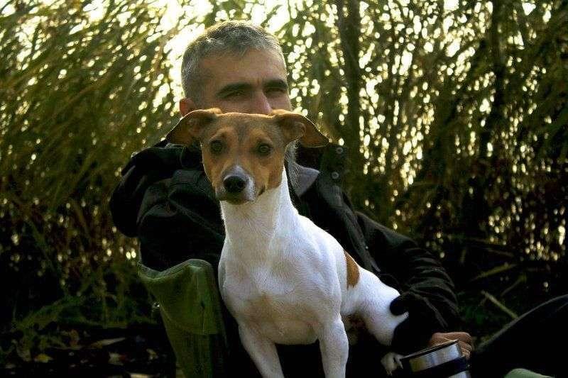 Руслан Внедорожный с собакой отправился в путешествие по стране