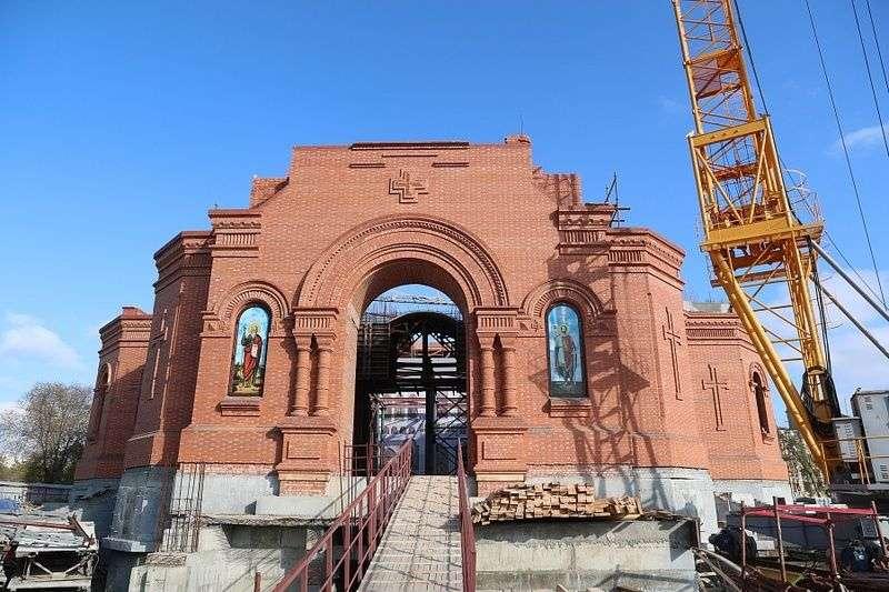 Колокола для нового собора Александра Невского будут отлиты в Ярославле