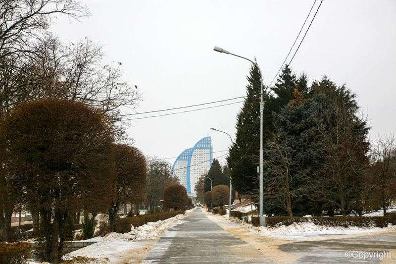 Волгограду не грозят снегопады в начале новой недели