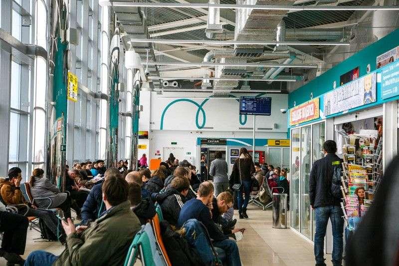 Волгоградский туман стал причиной отмены рейса из Москвы