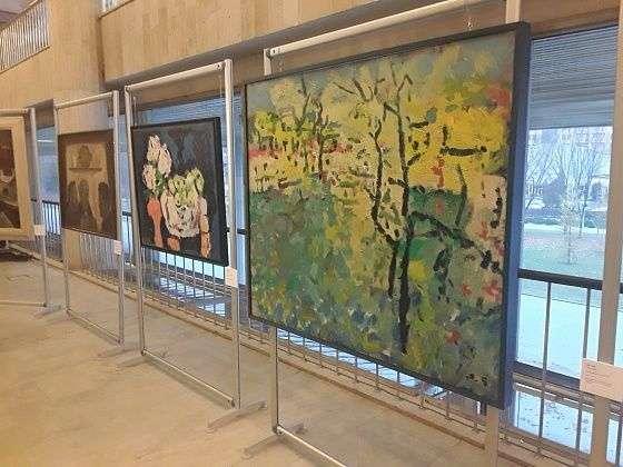 В Волгограде музей имени Машкова получит до конца года в дар 20 картин