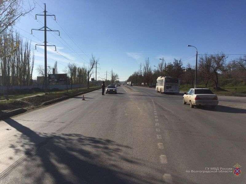 В Волгограде пенсионерка попала в больницу после поездки на автобусе