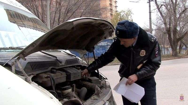 В Волгограде массово проверяют маршрутки