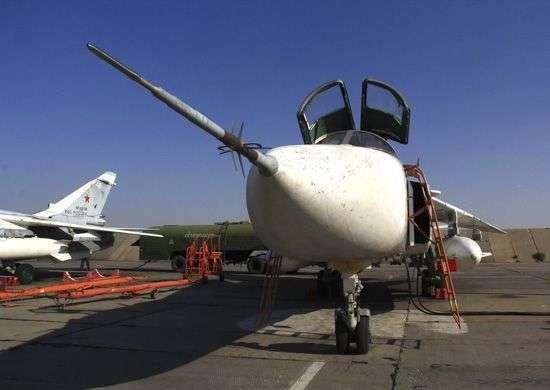 Под Волгоградом 2000 авиационных ракет и бомб израсходовали в ходе учений экипажи Су-24М