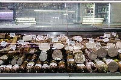 Под Волгоградом торговали сомнительным мясом и колбасой