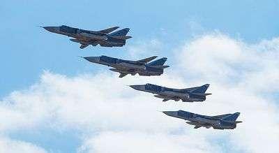 В Волгограде громкий хлопок связывают с полетами сверхзвуковых самолетов