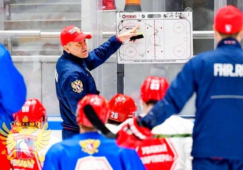 Команда Олега Браташа сыграет в «Deutschland CAP»