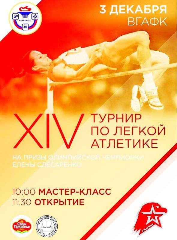 В Волгограде пройдет турнир на призы Елены Слесаренко