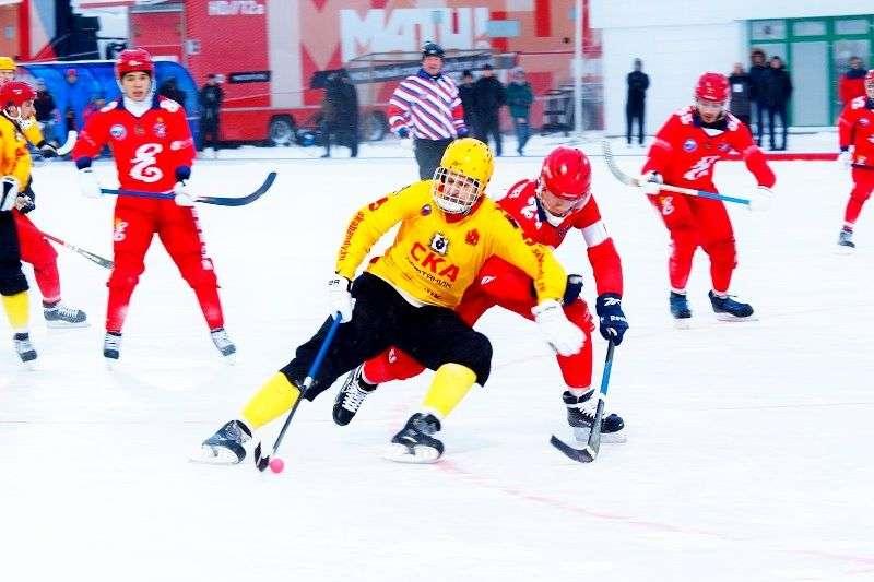 Суперкубок России по русскому хоккею