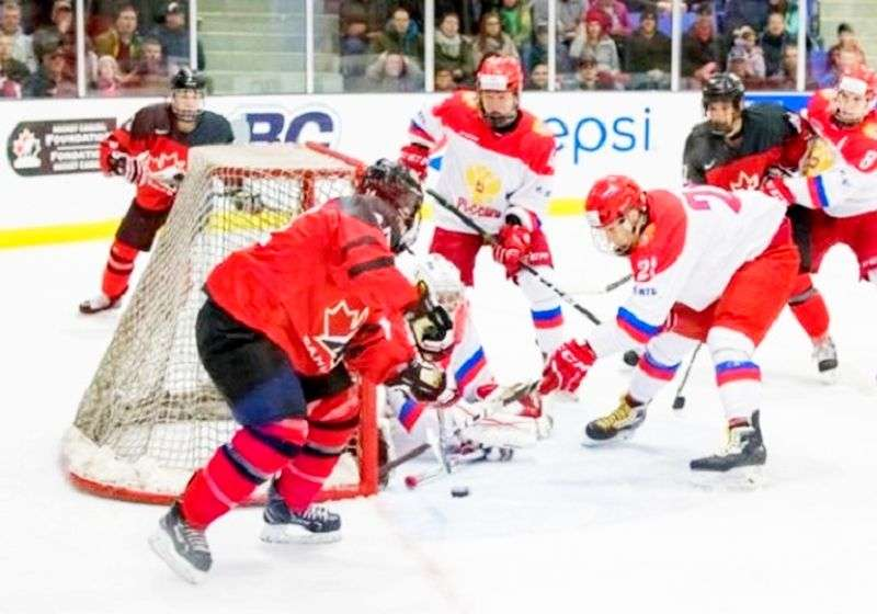Россия U-17 вышла в четвертьфинал «Кубка вызова»
