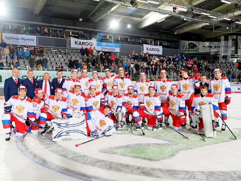 Команда Олега Браташа выиграла «Deutschland CAP». Видео