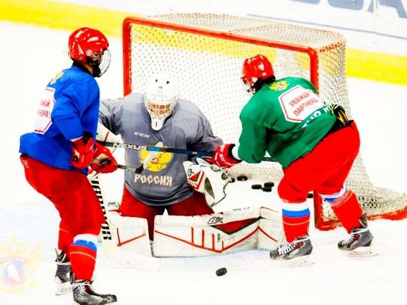Команда Александра Зыбина готовится к «Кубку вызова»