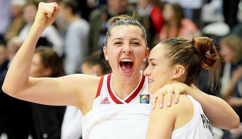 Россиянки вырвали победу у Литвы. Видео