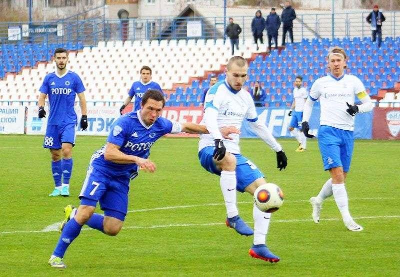 «Ротор-Волгоград» — «Динамо» — 0:0. Видео