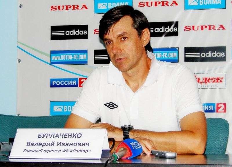 Экс-тренер «Ротора» остался без работы