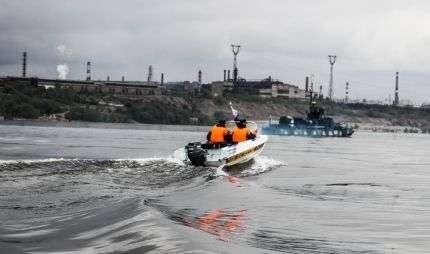 В регионе закрывают сезон судоходства