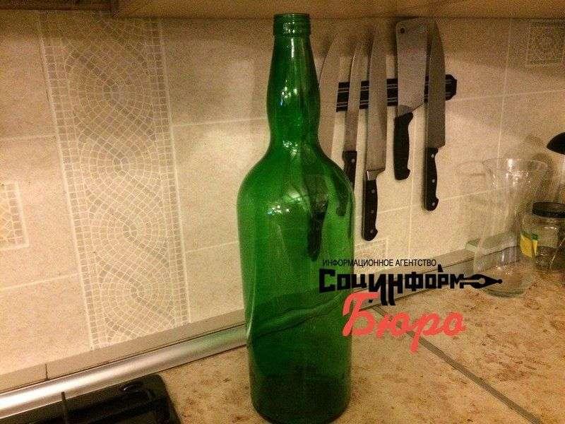 Пьяный волгоградец ударил жену ножом