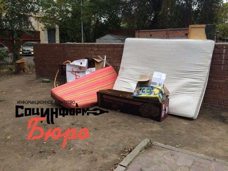 Волгоградских чиновников через суд обязали убрать свалки