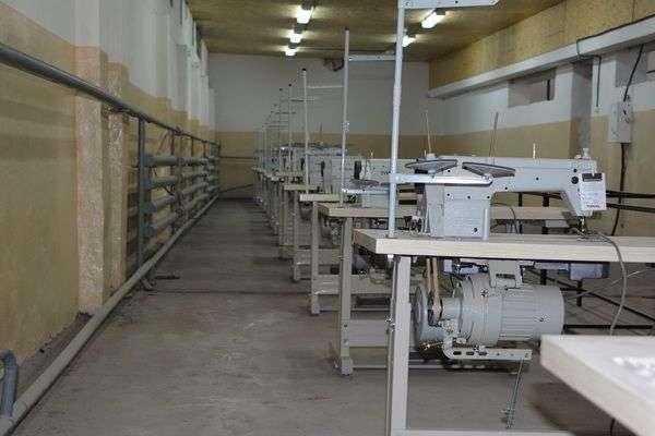 В волгоградских тюрьмах открылись новые швейные цеха