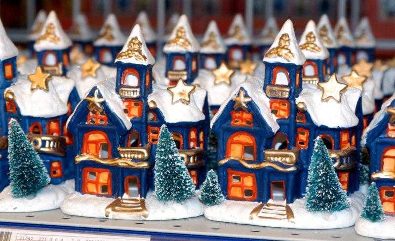 Christmas souvenirs