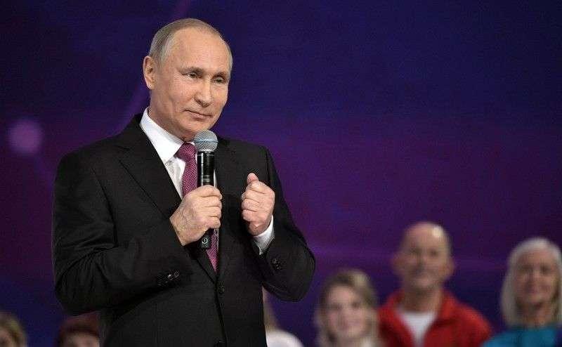 Владимир Путин снова пойдет в президенты