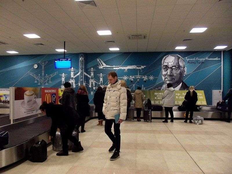 В аэропорту Волгограда экстренно сел самолет из-за курильщика