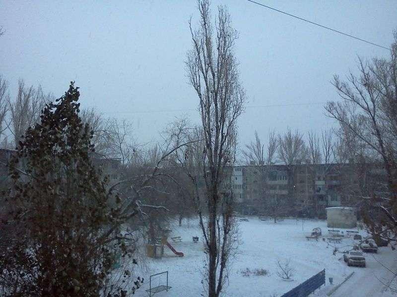 В Волгограде начало новой рабочей недели будет дождливым и теплым