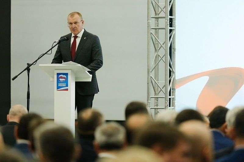 Волгоградские «единороссы» обновили состав политсовета