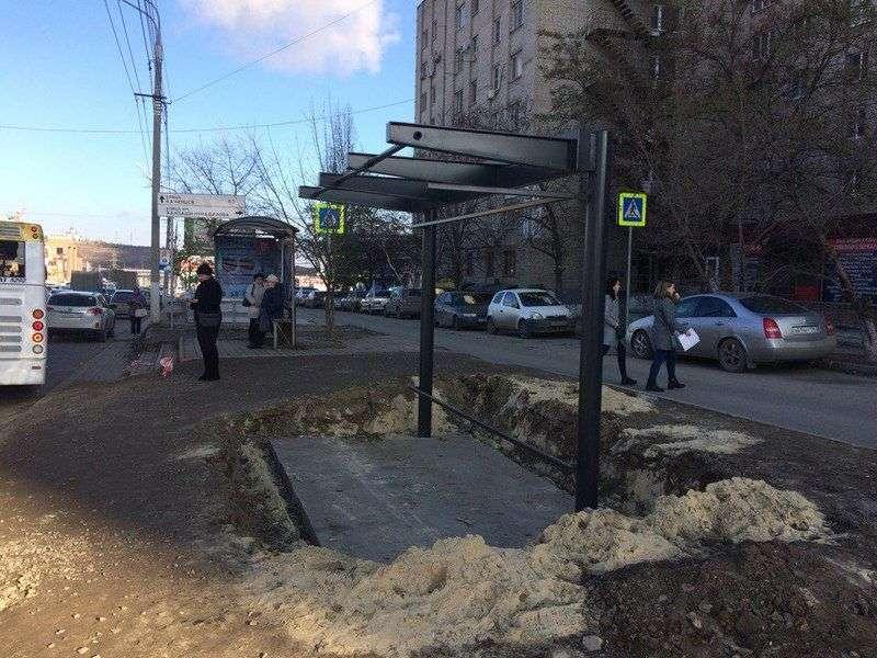 Волгоградские остановки будут следить за горожанами