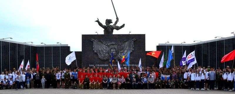 В Волгоград на форум приехали более 300 поисковиков из 10 районов области