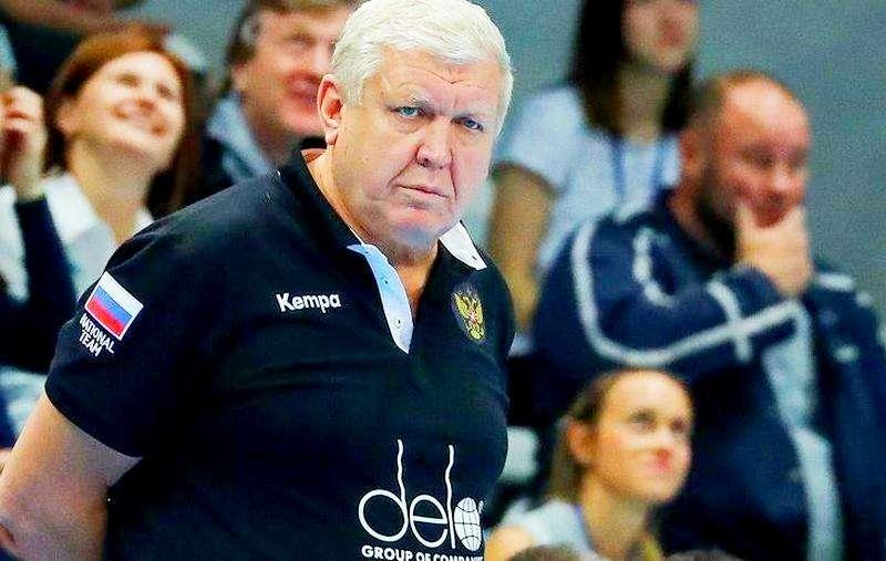 Трефилов остается во главе женской сборной России