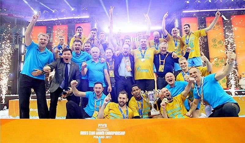 Казанский «Зенит» – сильнейший клуб мира. Видео