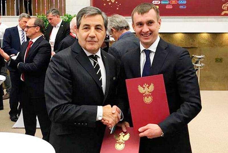 РФС подписал меморандум с Португалией