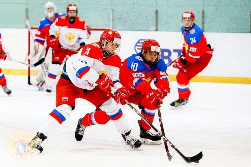 Россия U-18 – Россия U-17 – 1:0. Видео