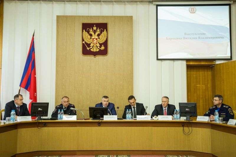 До 8 января силовики будут работать в усиленном режиме