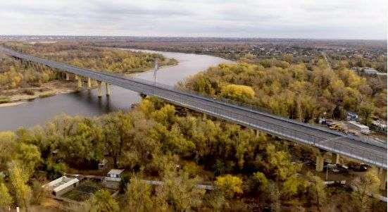 Под Волгоградом открывается движение по мосту через Ахтубу