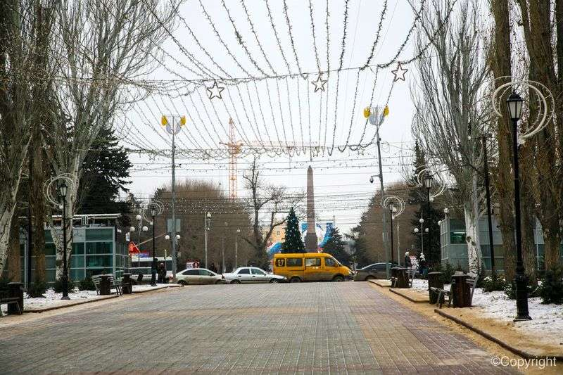 На выходных в Волгограде похолодает до -8 градусов
