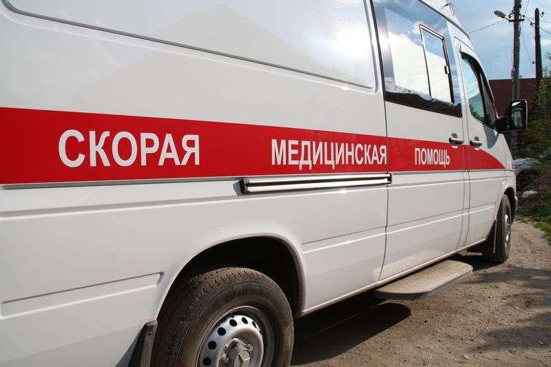 """В Волгограде водитель на Лексусе сбил пешеходов на """"зебре"""""""
