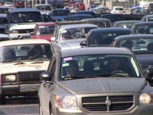 В Волгограде на время новогодних праздников ограничат движение транспорта