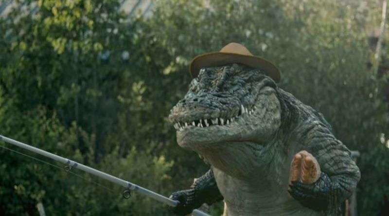 Рекламу со смертью крокодила УФАС признал этичной