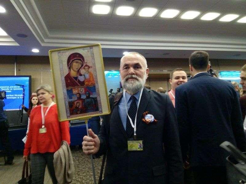 журналист из Крыма