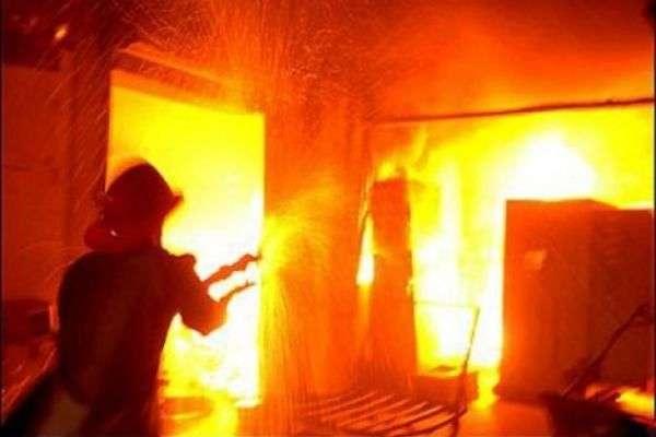 Житель Котово погиб при пожаре в своей квартире