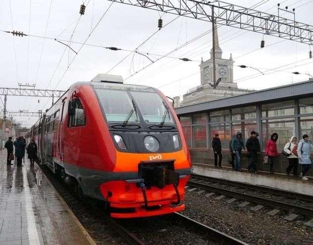 В новом году изменится расписание пригородных поездов