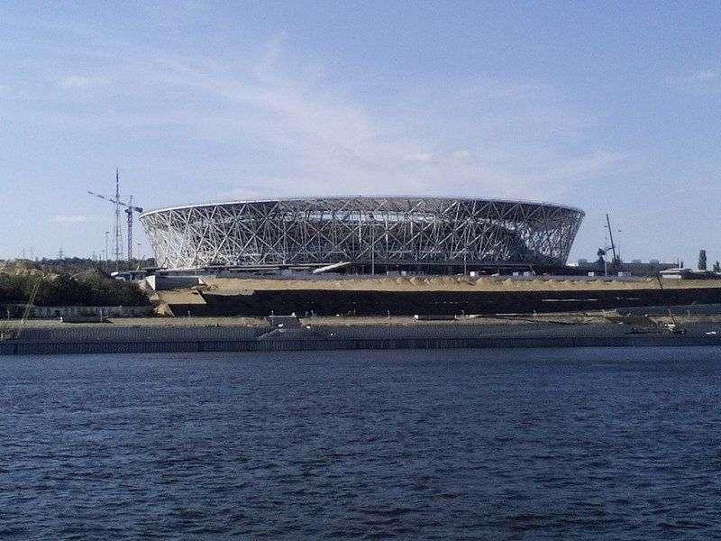 Правительство РФ перенесло срок сдачи стадиона «Волгоград Арена»