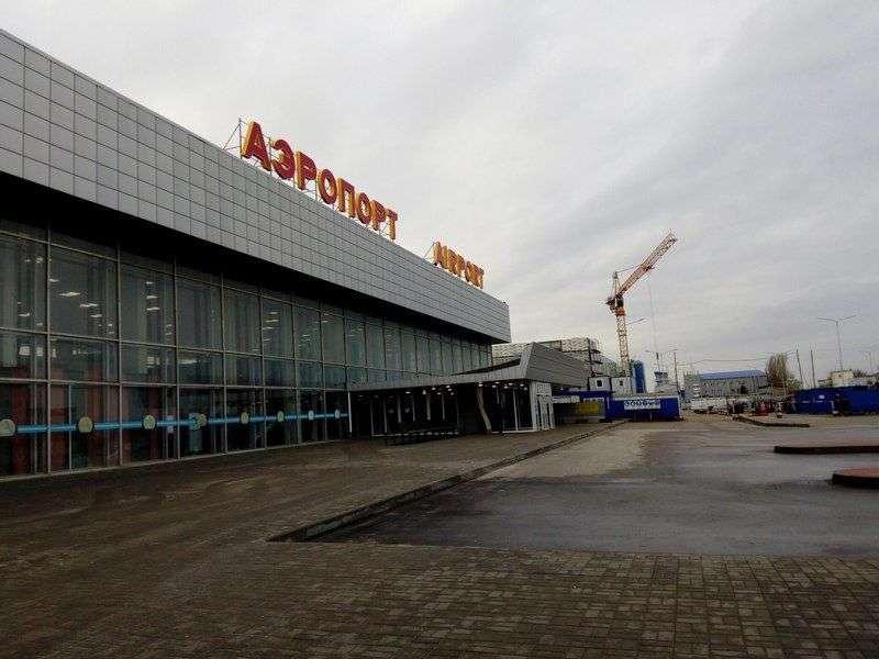 В Волгограде из-за курильщика экстренно сел самолет