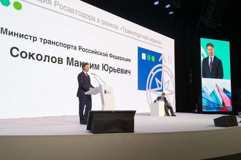 В Волгоград прибыл министр транспорта Максим Соколов